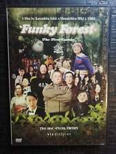 Funky Forest: The First Contact DVD