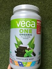Vega All-In-One Chocolate Mint Protein Shake 25 oz (2B)