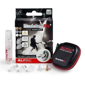 ALPINE MUSIC SAFE Professional Musician Ear Plugs - FREE P&P!