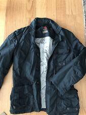 Peuterey 48 Coat Jacket Navy Dark Blue Long Sleeve Mens