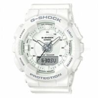 Casio G-Shock Series Ladies Chronograph Digital & Analog Quartz Watch GMAS130-7A