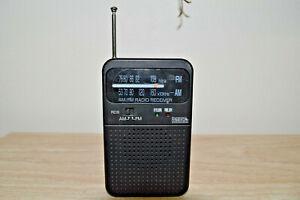 ARROWS MICROCASSETTE RADIO RD9 WORKING 191018