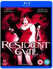 Películas en DVD y Blu-ray blues, Resident Evil, 2000 - 2009