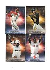 2016 Topps Series 1 Walk off Wins Set of 15