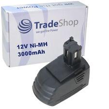 Batterie 12 V 3000 mAh remplace hilti sbp-12 sfb-125 sfb-105 pour sb12 sf120-a Battery