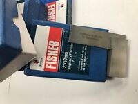 """FISHER 2""""ENGINEERS PRECISION STEEL SQUARE BS939 50mm 75mm 100mm&150mm"""