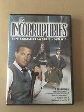 LES INCORRUPTIBLES .... DVD N°1 ..... ROBERT STACK