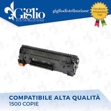 TONER COMPATIBILE NERO PER HP CF283A HP LASERJET PRO MFP M125 M126 M127 M128
