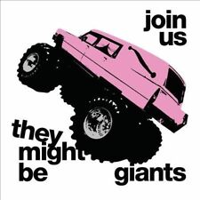 Join Us by They Might Be Giants (CD, Jul-2011, Idlewild Recordings)
