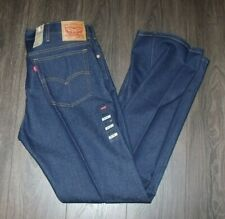 NEW Levi's 517 Bootcut SIZE 38x36 65 Cotton 35 Poly Dark Wash Made in Columbia