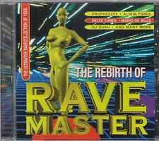 VARIOUS ARTISTS The Rebirth Of Rave Master CD