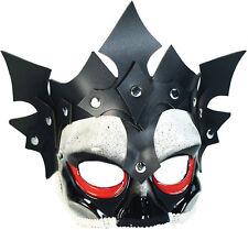 Viking Skull Gafas Hombre Adulto Bárbaro Warrior Disfraz con Máscara