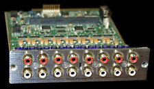 Savant AOM-016U 16-channel Pre Amplifier Stereo Out Board 068-0107 PreAmp