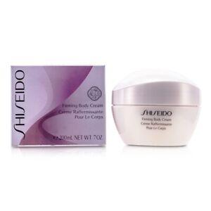 NEW Shiseido Firming Body Cream 7oz Womens Skincare