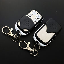 2 x Universal Replacement Remote Control Key Garage Door Car Gate Cloning Fob 4