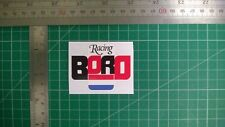Classic Sticker F1 Boro Racing 1976 / 77 Larry Perkins Brian Henton