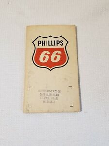 Vintage Phillips 66 Sewing Packet Kit St. Paul MN