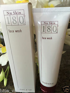 Nu Skin nuskin 180° Face Wash with 10% Pure Vitamin C - Brand New and Sealed