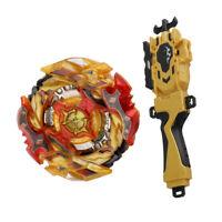 B-Alloy Burst CHO Z SPRIGGAN B-128 01 Starter Metal Fight Toy Launcher Grip