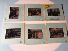 T1-14 MILITARY POLICE PHOTO SLIDES - U.S.AIR FORCE IN ITALY? AIR POLICE 1950's?