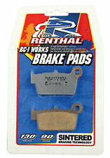 Renthal BP-108 RC1 Works Brake Pads Rear