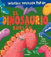 Libros Cu-Cú Sorpresa: EL DINOSAURIO BURLÓN by Jack Tickle (2017, Hardcover)