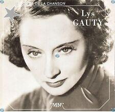LYS GAUTY le chanland qui passe CD (388) les etoiles de la chanson