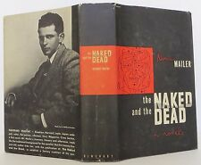 NORMAN MAILER The Naked and the Dead FIRST EDITION