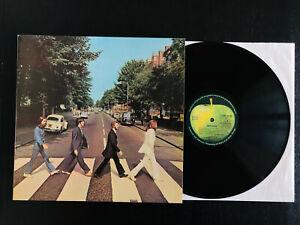 THE BEATLES 1C062-04 243 Abbey Road LP DE 1969 (RI) NM Top !