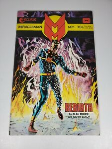 Miracleman 1 by Eclipse