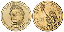 2010 P Millard Fillmore Presidential One Dollar Coin From U.S. Mint Money L@@K!