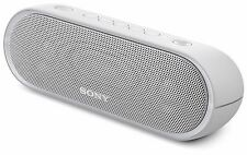 Sony SRSXB20/WHT Portable Wireless Speaker with Bluetooth and NFC 12HR BATT