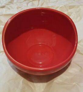 Red Ceramic Bonsai/Succulent Planter