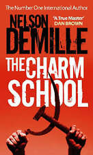 The Charm School by Nelson DeMille (Paperback) New Book