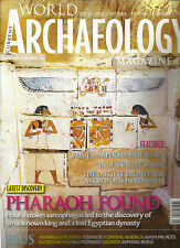 CURRENT WORLD ARCHAEOLOGY MAGAZINE,  APRIL / MAY, 2014   ISSUE, 64