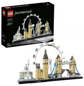 LEGO 21034 Architecture London Skyline Building Set, London Eye, Big Ben NEW! ✅