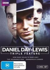Daniel Day-Lewis Triple Feature  (DVD, R4, 2-Disc Set) New/Sealed!