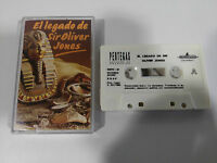 El Legacy de Sir Oliver Jones - Cassette Tape Cinta Indigenous 1993