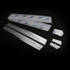 For 1/10 Bronco Car Body Traxxas TRX-4 TRX4 Diamond Shape Metal Side Plate Pedal