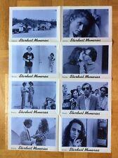 Stardust Memories (Fotosatz '81) - Woody Allen / Charlotte Rampling