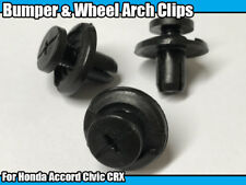 20x 8mm Wheel Arch Lining Splashguard Bumper Trim Clips For Honda Civic Accord