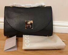 BNWT Authentic Coccinelle Agatha Black Shoulder Handbag - RRP £315