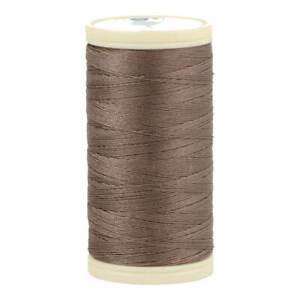 1 Bobine de Fil à coudre Coats DUET 100 mètres 100 % polyester N° 5510 marron