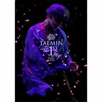TAEMIN SHINee Japan First Live [TAEMIN THE 1st STAGE NIPPON BUDOKAN] DVD