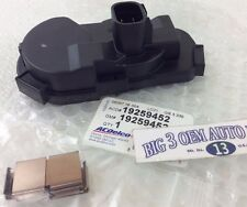 Chevrolet Cadillac GMC Hummer Throttle Body Position Sensor Kit new OEM 19259452