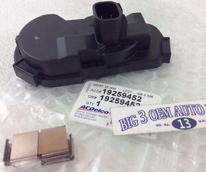 Chevrolet Cadillac GMC Hummer Throttle Body Position Sensor Kit new OEM 19259452