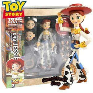 Figura Toy Story Jessie SCI-FI REVOLTECH DISNEY 16cm Figurine