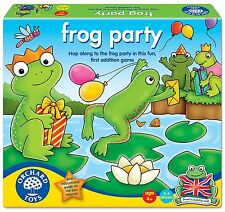 Orchard Toys Frog Party