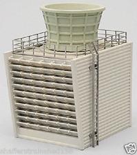 TomyTec # 229131  United Oil Co. Cooling Tower B - Kit  N  MIB