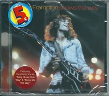 Peter Frampton. Shows The Way (1994) CD NUOVO Wind of Change. All Night Long. Ju